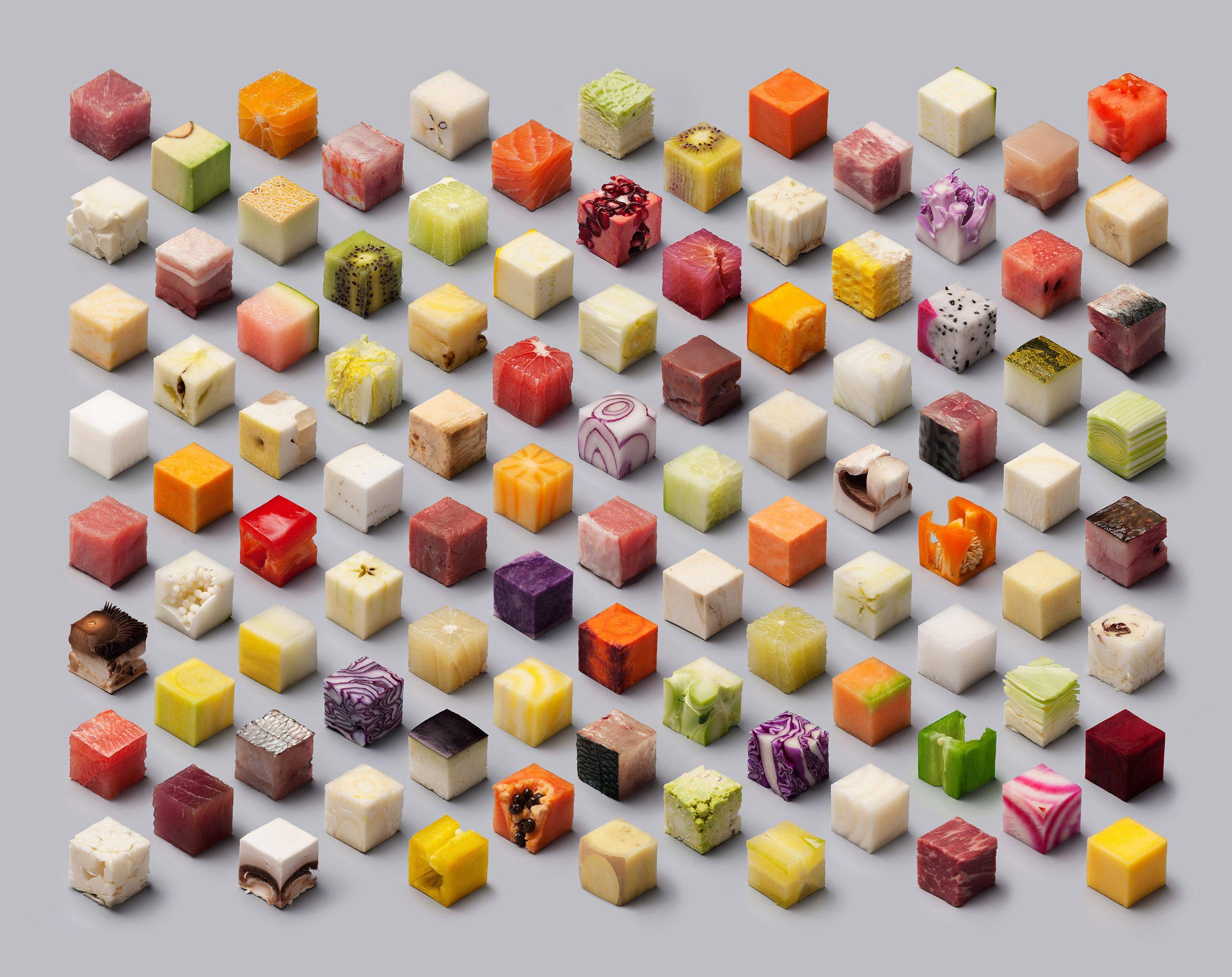 cubeofood
